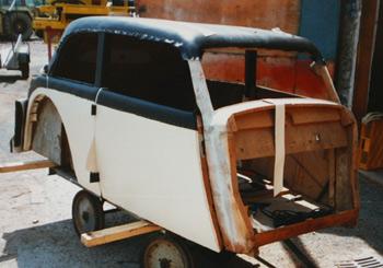 auto restauration oldtimer innenausstattung autohimmel. Black Bedroom Furniture Sets. Home Design Ideas